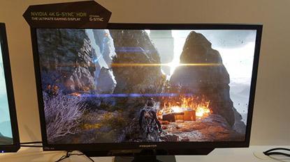 HDR G-Sync monitorok és Max-Q laptopok az Nvidiától