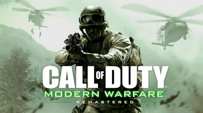 CoD: Modern Warfare Remastered possibly getting standalone release cover
