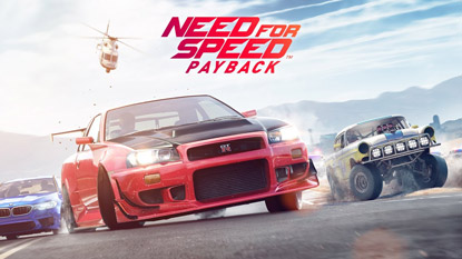 Need for Speed Payback revealed cover
