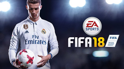 FIFA 18 revealed, coming this September cover