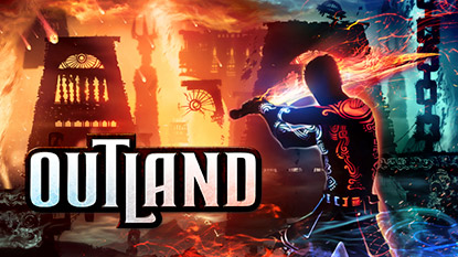 Outland is free for limited time, as Nex Machina pre-orders start cover