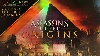 Új Assassin's Creed Origins információk szivárogtak ki
