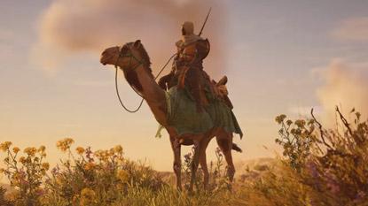 Kizárólag egyjátékos lesz az Assassin's Creed Origins cover
