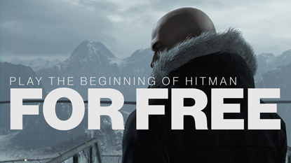 Play the first location of HITMAN for free cover