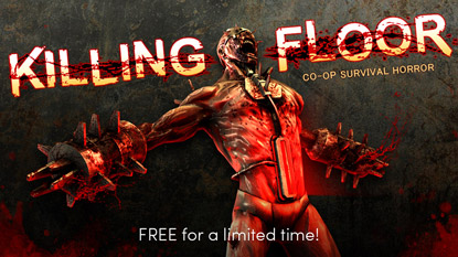 Killing Floor is free for limited time cover