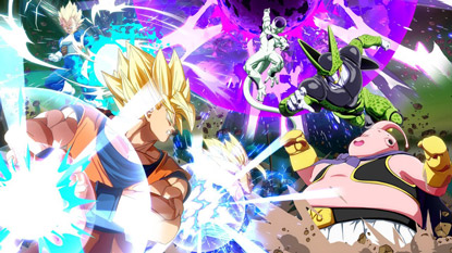 Future Trunks is coming to Dragon Ball FighterZ