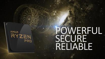 Az AMD bejelentette a Ryzen PRO CPU-sorozatot