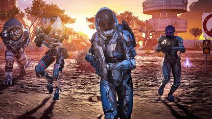 Nem lesz egyjátékos Mass Effect: Andromeda DLC cover