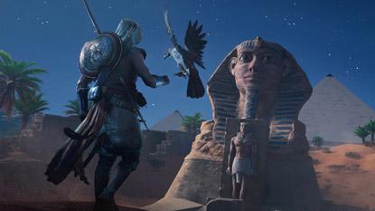 Új információk az Assassin's Creed Origins pályáinak nagyságáról