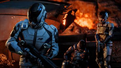Eltávolították a Denuvót a Mass Effect: Andromedából