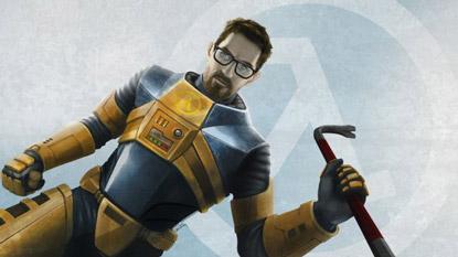 Új Half-Life frissítés érkezett