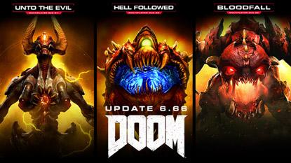 DOOM: ingyenessé váltak a többjátékos DLC-k cover