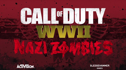 Call of Duty: WWII Zombies mode revealed cover