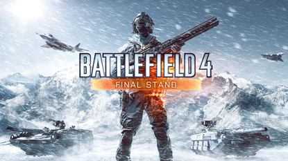 Battlefield 4 Final Stand is free on Origin cover