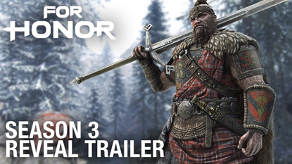 For Honor season 3 detailed