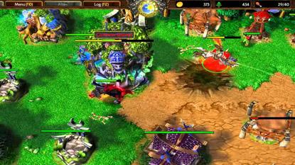 Nyilvános tesztszervert kapott a Warcraft 3