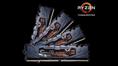 G.Skill Flare X DDR4 RAM modulok az AMD platformok mellé