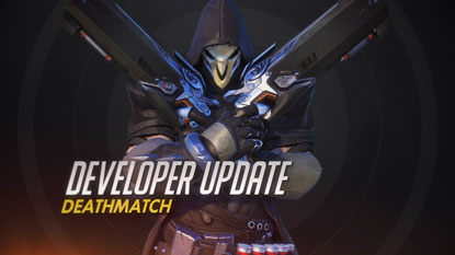 Deathmatch modes are coming to Overwatch cover