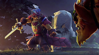 Two new Dota 2 heroes revealed