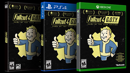 Bejelentették a Fallout 4: Game of the Year Editiont