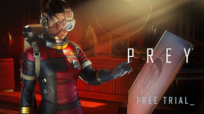 Prey trial now available on PC cover