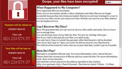 Az LG rendszereibe férkőzött a WannaCry vírus