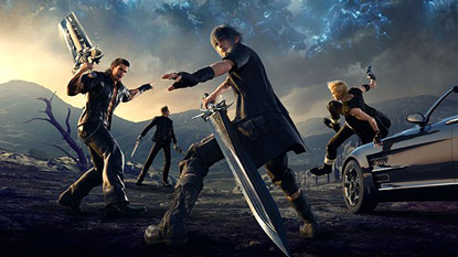 PC-re látogat a Final Fantasy XV