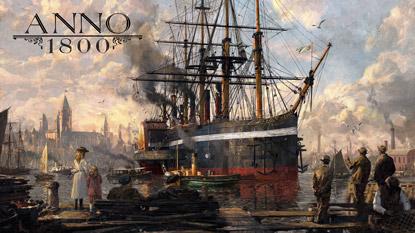 Ubisoft announced Anno 1800