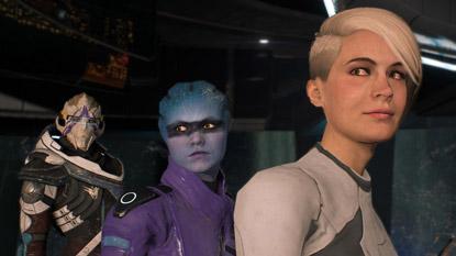Az EA fejese szerint túl sok kritikát kapott a Mass Effect: Andromeda