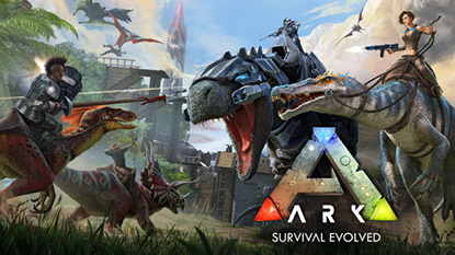 ARK: Survival Evolved comes out of early access cover