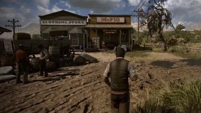 Wild West Online: hamarosan elrajtol az első alfateszt