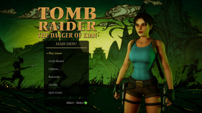 Kipróbálható a lenyűgöző Tomb Raider 2 rajongói remake cover