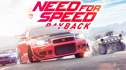 Need for Speed Payback - nem lesz benne Toyota cover