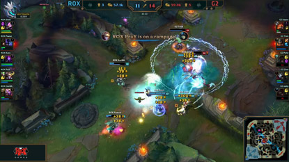 Riot to nix level cap and bring big changes to League of Legends cover