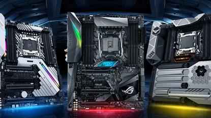 Az ASUS részesedése a legnagyobb a high-end Intel alaplapok piacán