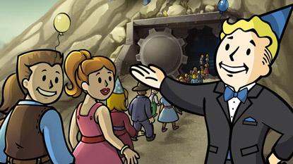 Fallout Shelter: elérte a 100 millió letöltést