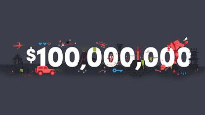 Humble Bundle: több mint 100 millió dollárt gyűjtöttek jótékony célra