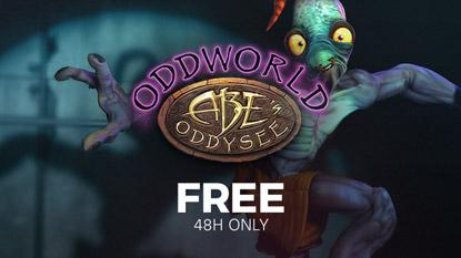 Ingyenesen beszerezhető az Oddworld: Abe's Oddysee