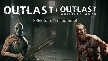 Ingyenesen beszerezhető az Outlast Deluxe Edition cover