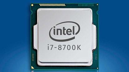 Kiszivárgott egy Intel i7-8700K benchmark eredmény