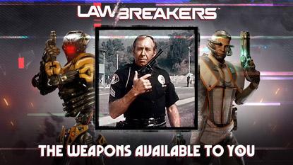 LawBreakers: ingyenesen kipróbálhatod a hétvégén