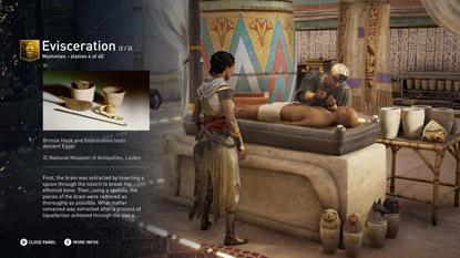 Assassin's Creed Origins: ingyenes felfedező mód várható cover