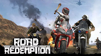Road Redemption comes out of Early Access