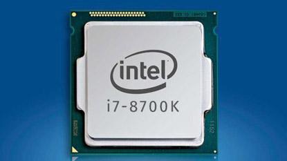 Kiemelkedő értékeléseket kap az Intel Core i7-8700K