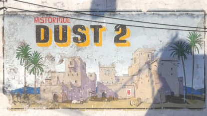Iconic CS:GO map Dust2 is being remade