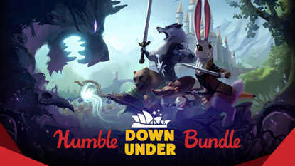 The Humble Down Under Bundle cover