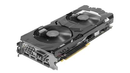 Képeken a KFA2 GeForce GTX 1070 Ti EX