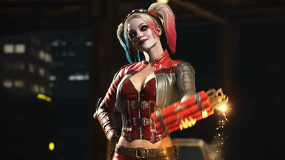 PC-re is megjelenik az Injustice 2