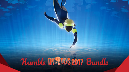 Humble Day of the Devs Bundle 2017 cover