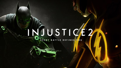 Injustice 2 coming to PC cover